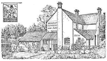 The Jolly Sportsman, as it was.