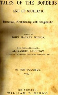 Cover of the 1857 - 59 New Edition,
