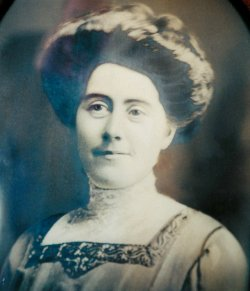 Willie's mother, Euphemia Kennedy, neé MacAllen